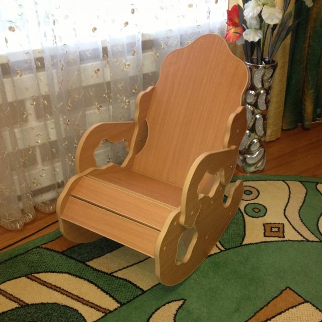 Кресло-качалка детское Шалун