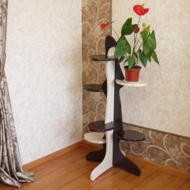 Подставка для цветов Арлекин